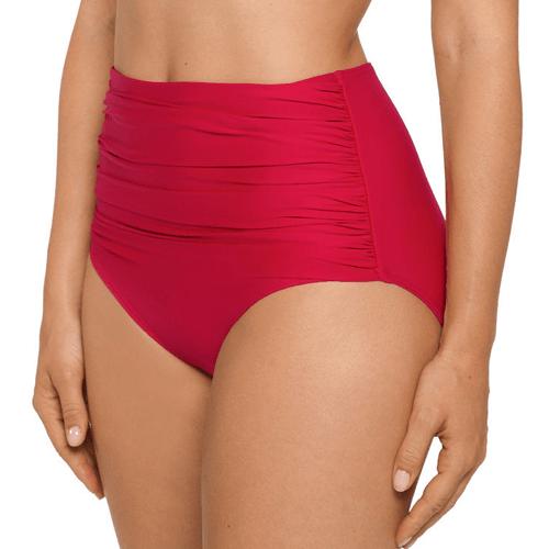 primadonna swim cocktail bikini hose mit hoher taille red. Black Bedroom Furniture Sets. Home Design Ideas