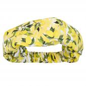 Annadiva Swim Lemonade Haarband Citron