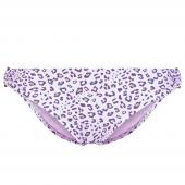 Annadiva Swim Leo Bikinibroekje Lilac Panter