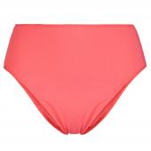 Annadiva Swim Solid Hoog Bikinibroekje Pink