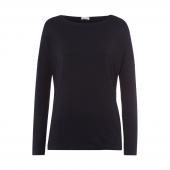 Hanro Balance Sweater Black - Annadiva