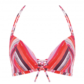 Freya Swim Bali Bay Padded Triangle Bikinitop Summer Multi