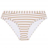 Miss Mandalay Beachcomber Bikinibroekje Goldstripe