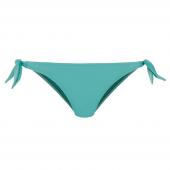 Cyell Beach Ess. Bikini-Hose mit seitlichen Bändern Vintage Blue