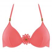 Marlies Dekkers La Flor Bügel-Bikini-Oberteil Salmon