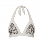 Beachlife Sprinkles Triangle Bikinitop