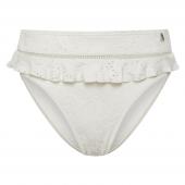 Beachlife Blanc de Blanc High Waist Bikinibroekje