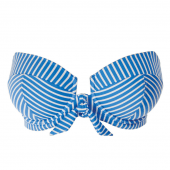 Freya Swim Beach Hut Bandeau Bikinitop Blue Moon