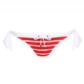 Marie Jo Swim CCatherine Bikini-Hose mit seitlichen Bändern Tangerine