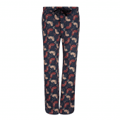 Charlie Choe Happy Life Pyjamabroek Navy