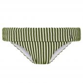 Beachlife Cypress Stripe Bikinihose mit Umschlag
