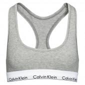 Calvin Klein Modern Cotton Bralette Grijs