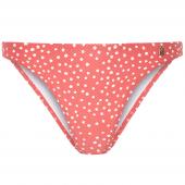 Beachlife Freckles Hohe Bikinihose Altrosa