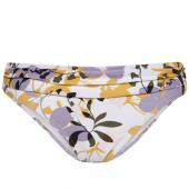 Cyell Garden Mood Bikinihose mit Plissee Gemustert
