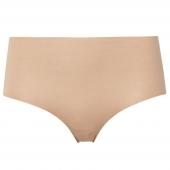 Hanro Invisible Cotton Taille Slip Beige
