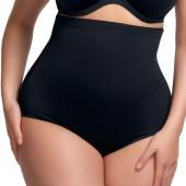 Elomi Essentials Hohe Bikinihose Schwarz