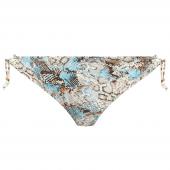 Fantasie Manila Bikinihose mit seitlichen Bändern Iced Aqua