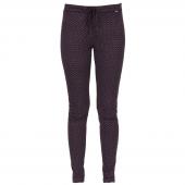 Cyell Sleepwear Scratches Lange Pyjamabroek Black