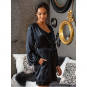 Marjolaine Laser Kimono Noir