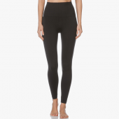Spanx Look At Me Now Figurformende Legging Very Black
