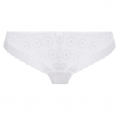 Freya Love Note Brazilian Slip White