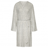 Cyell Sleepwear Luxury Essentials Morgenmantel Spotted Ivory