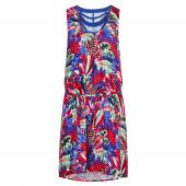 Cyell Macaw Viskose Kleidchen Mehrfarbig