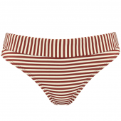 Marlies Dekkers Holi Vintage Klassische Bikini-Hose Ecru Rot