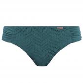 Fantasie Swim Marseille Bikinihose mit Falten Pine