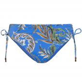 Cyell Medina Hohe Bikinihose Blau