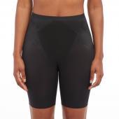 Spanx Thinstincts 2.0 Mid Thigh Short Very Black