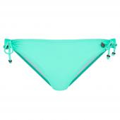 Beachlife Mint  Bikini-Hose mit seitlichen Bändern Türkis