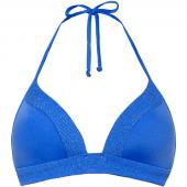 Cyell Ocean Blue Triangel Bikinioberteil Blau