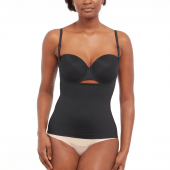 Spanx Suit Your Fancy Open-Bust Hempje Very Black