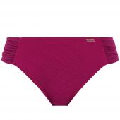 Fantasie Swim Ottawa Bikinihose mit Plissee Mulberry