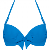 Marlies Dekkers Papillon Push-up Bikinitop Bright Blue
