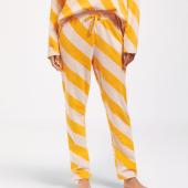 Cyell Sleepwear Fluffy Pyjamabroek Yellow