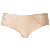 Chantelle Pyramide Shorts Golden Beige