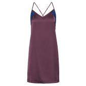 Cyell Satin Nachtkleid Purple