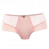 Freya Daisy Lace Shorts Blush
