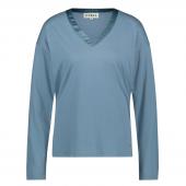 Cyell Sleepwear Solids Pyjamashirt Coastal Cloud