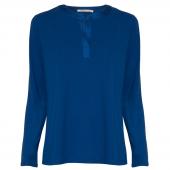 Cyell Solids Schlaf-Shirt Blue