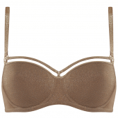 Marlies Dekkers Space Odyssey Balconette BH Gold & Shitake