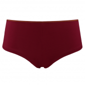 Marlies Dekkers Space Odyssey Short Rhubarb And Gold Red