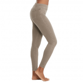 Spanx Ankle Jean-Ish Legging Earthy Taupe