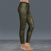 Anita Sportlegging Massage Stripes