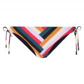 Beachlife French Braid Bikinihose mit seitlichen Bändern