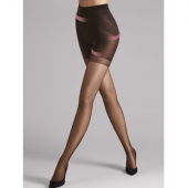 Wolford Synergy Push-up Strumpfhose 20 Denier Nearly Black