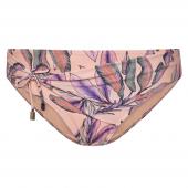 Tropical Blush Hoog Bikinibroekje