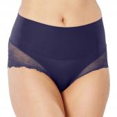 Sapnx Undie-tectable Lace Hipster Midnight Navy